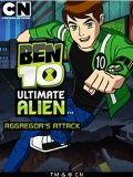 ben 10 ultimate alien aggregors attack 320x240
