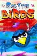 Scatter Birds 360x640