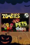 Zombie Vs Pets 360x640
