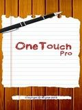 One Touch Pro مجاني
