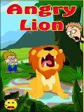 Angry Lion 240*320