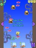 Spongebob Jump Touchscreen 240*320