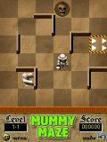 Mummy Maze 240*320
