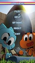 GUMBALL:JOURNEY TO THE MOON