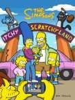 THE SIMPSONS 2:Itchy & Scratchy Land 128*160