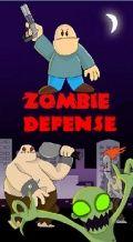Zombie Defense 240*320