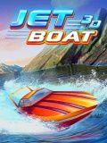 Jet Boat 3D 240x400
