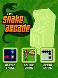 Snake Arcade 360*640