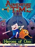 Adventure Time - Heroes Of Ooo