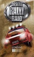 Desert Rally Raid - (240x400)