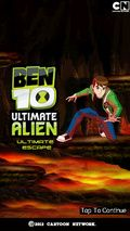 Ben 10 Ultimate Alien Ultimate Escape