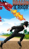 Dragon terror - Free download (240x400)