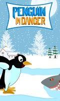 Penguin In Danger - (240x400)