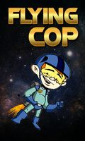 Flying Cop - Game (240x400)