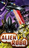 Alien Vs Robo - Download (240x400)