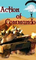 Action Of Commando - Game (240 X 400)