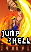 Jump To Hell - Game (240 X 400)