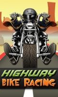 Highway Bike Racing - Free(240 x 400)