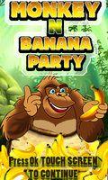 Monkey N Banana Party - Download (240x400)