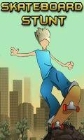 Skate Board Stunt - (240 X 400)
