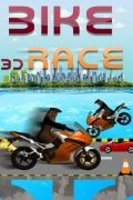 Велосипедная гонка 3D