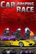 Car Jumping Race