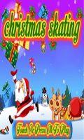 Christmas Skating Free (240x400)
