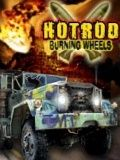 Roda Hotrod Burning
