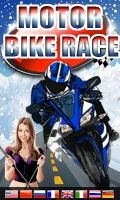 Motor Bike Race - (240x400)