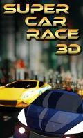 Super Car Race 3D -Crazy Drive (240 X 400)