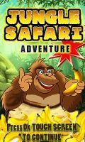 Jungle Safari Adventure - (240x400)