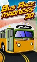 Bus Race Madness 3D - Free(240 X 400)