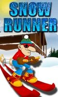 Snow Runner Free (240x400)