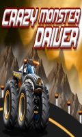 Crazy Monster Driver - Free(240 X 400)