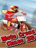 Moto Cross Chase 3D - Free(240 x 400)