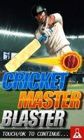 Cricket Master Blaster - Free(240 x 400)