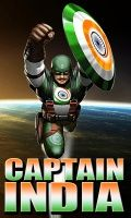 Captain India - The Hero (240 X 400)