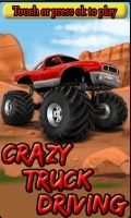 Crazy Truck Driving - Game (240 X 400)
