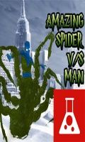 Amazing Spider Vs Man - ( 240 X 400)