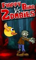 Flappy Bird Vs Zombies - (240 X 400)