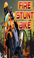 Fire Stunt Bike - Free Game (240 x 400)