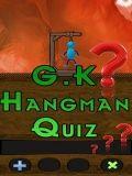 G.K HANGMAN QUIZ