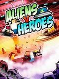 Aliens v Heroes360x640 Touch-s60v5