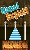 Exploit de Hanói - (240 X 400)