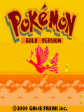 Horizontes do Por do sol de Pokemon Gold