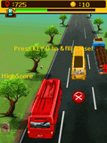 Red Bus Express 3D