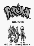 Pokemon Battle Vactory