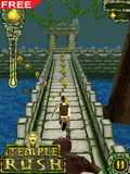 Tapınak Rush 3D (240x320)