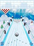 Santa Snow Bowling