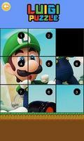 Quebra-cabeça Luigi